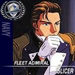 Avatar Fleet Admiral Slicer
