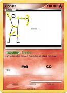 Consta Card