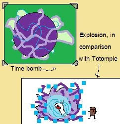 Time bomb png