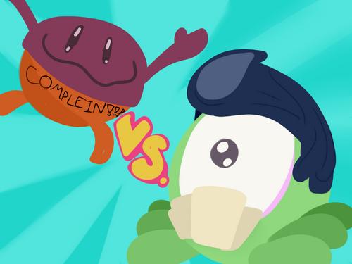 Slamm Dunkk vs Somblot