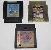 Unlicensed NES