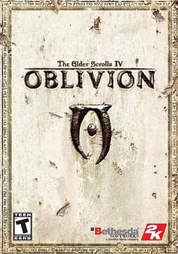 256px-The Elder Scrolls IV Oblivion cover