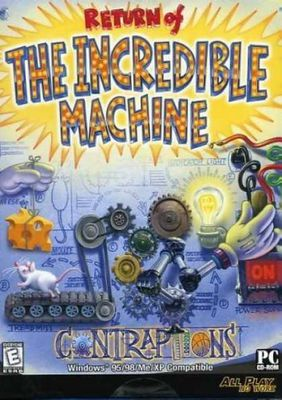 File:282px-Return of the Incredible Machine Contraptions cover.jpg