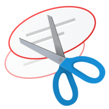 Snipping Tool 10 Icon