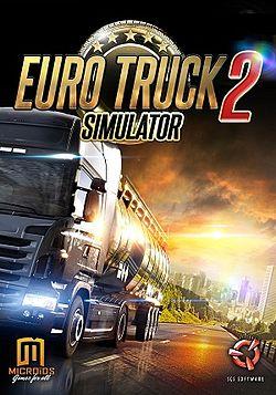 250px-Euro Truck Simulator 2 cover