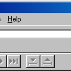 Media Player in Windows 98