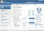 A Squared Anti-Malware Screenshot