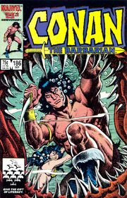 Conan the Barbarian Vol 1 186
