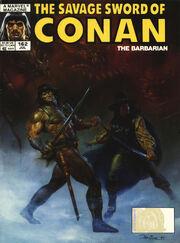 Savage Sword of Conan Vol 1 162
