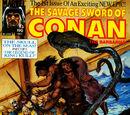 Savage Sword of Conan 190