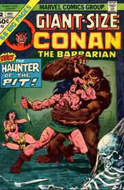 Giant-Size Conan the Barbarian Vol 1 2