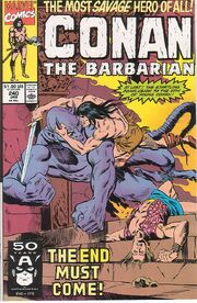 Conan the Barbarian Vol 1 240