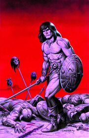 Conan the Cimmerian -19 Joseph Michael Linsner