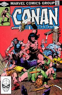 Conan the Barbarian Vol 1 137