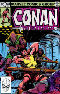 Conan the Barbarian Vol 1 140
