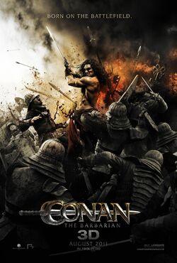 Conan 1Sht Battle