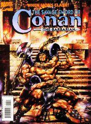 Issue -228 Lions of Corinthia Dec. 1, 1994
