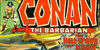 Conan the Barbarian 35