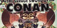 Savage Sword of Conan 93