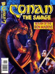 Conan The Savage -7
