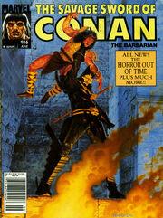 Savage Sword of Conan Vol 1 186