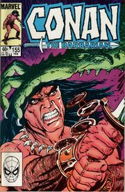 Conan the Barbarian Vol 1 155