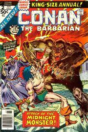 Annual Conan the Barbarian -2