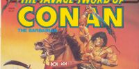 Savage Sword of Conan 63