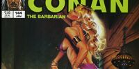 Savage Sword of Conan 144