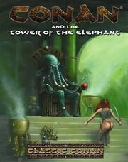 Tower Elephant RPG