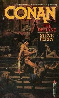 Conan the Defiant-MM