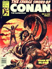 Issue -46 Moon of Blood Nov. 1, 1979