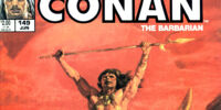 Savage Sword of Conan 149