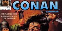 Savage Sword of Conan 200