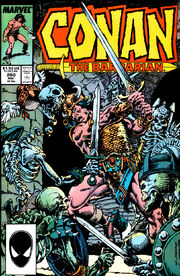 Conan the Barbarian Vol 1 200