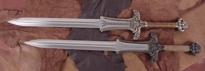 Atlantean Sword Conan Wiki Fandom Powered By Wikia