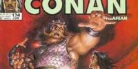 Savage Sword of Conan 174