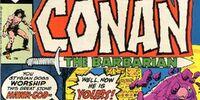 Conan the Barbarian 76