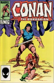 Conan the Barbarian Vol 1 174
