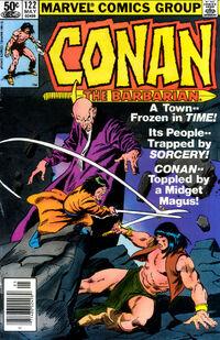 Conan the Barbarian Vol 1 122