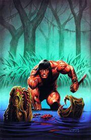 Conan the Cimmerian -16 Joseph Michael Linsner