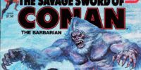 Savage Sword of Conan 78