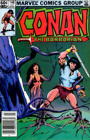 Conan the Barbarian Vol 1 148
