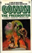 Ace Conan the Freebooter White
