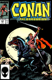 Conan the Barbarian Vol 1 202