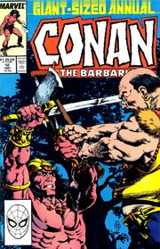 Conan the Barbarian Annual Vol 1 12
