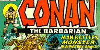 Conan the Barbarian 32