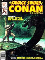 - 26 Jan. 1, 1978, Beyond the Black River.
