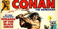Savage Sword of Conan 16