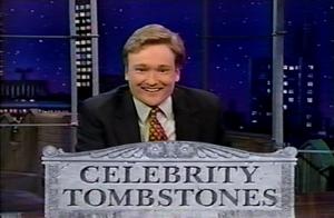 Celebrity Tombstones 1